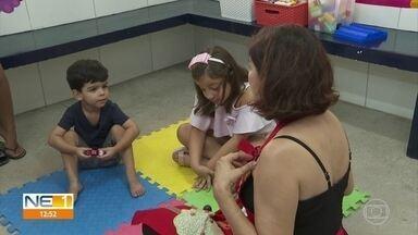 Postos de saúde estão abertos para vacinar crianças de 6 meses a 4 anos contra o sarampo - Dia D da Vacinação conta, só no Recife, com 150 postos, que funcionam até as 17h.