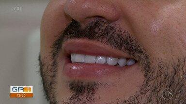 Lentes de contato para os dentes é um tratamento moderno - Esta é uma opção para quem não está tão feliz com o sorriso
