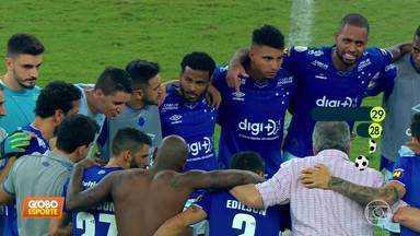 Depois de voltar a vencer após 8 jogos, Cruzeiro tentará acabar com outro incômodo jejum - Depois de voltar a vencer após 8 jogos, Cruzeiro tentará acabar com outro incômodo jejum