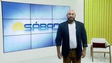 Bom Dia Sábado - Edição de sábado, 19 de outubro de 2019 - Com apresentação de Ádison Ramos, saiba tudo que acontece no fim de semana no interior do Rio.