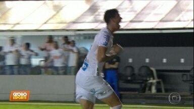 Santos enfrenta o Atlético-MG para se manter vivo na briga pelo título - Santos enfrenta o Atlético-MG para se manter vivo na briga pelo título