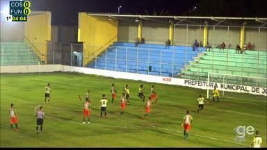 Confira os melhores momentos do duelo entre Costa e Silva e Funcionários II - Duelo foi válido pela 2ª fase da Copa de Seleções de Bairros de João Pessoa