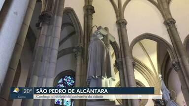 Petrópolis tem Festa do Padroeiro na Catedral São Pedro de Alcântara - Assista a seguir.