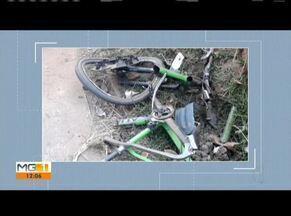 Ciclista morre após ser atropelada por veículo desgovernado em Ipatinga - Maria Angélica Rodrigues Nunes tinha 48 anos e foi atropelada na Avenida Maanaim. Ela recebeu os primeiros socorros, mas não resistiu aos ferimentos. Uma amiga que estava pedalando, também foi atingida pelo carro, e foi levado em estado grave para o hospital.