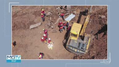 Polícia identifica 252ª vítima da tragédia da Vale em Brumadinho - Robert Ruan era trabalhador terceirizado da Vale.