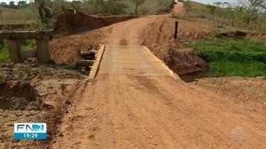 Problema com ponte em Presidente Bernardes é resolvido - Situação gerou transtornos a moradores durante vários anos.