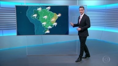 Veja a previsão do tempo para domingo (20) - undefined