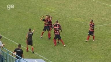 Veja os gols da vitória do Tarumã por 2 a 1 sobre o Holanda-AM - Duelo foi válido pela segunda rodada da Série B do Amazonas