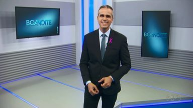 Telespectadores fazem o encerramento do Boa noite Paraná - Você também pode participar pelo 99972-5178