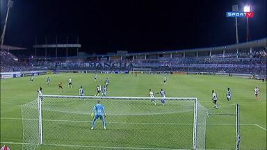 CSA 2 x 2 Atlético-MG