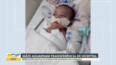 Bebês recém-nascidos com síndrome de down aguardam cirurgia para o coração - undefined