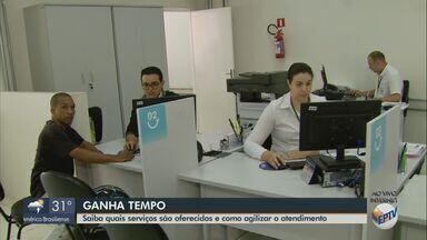 Ganha Tempo de Araras completa um ano de funcionamento - Saiba quais são os serviços oferecidos e como agilizar atendimento.