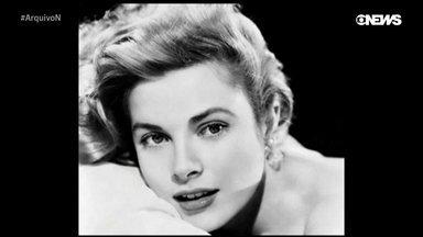 A vida da atriz e princesa Grace Kelly
