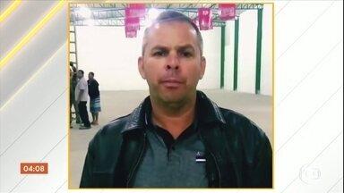 Vereador é preso no RJ acusado de ser mandante de assassinatos - Um vereador é preso no Rio de Janeiro acusado de ser o mandante de assassinatos e tentativas de homicídio. O vereador Marcinho Bombeiro, do PSL, foi presidente da Câmara de Belford Roxo, na região metropolitana do Rio.