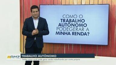 Como o trabalho autônomo pode gerar a minha renda? Flávio Guimarães responde - Saiba como você pode gerar renda trabalhando por conta própria.