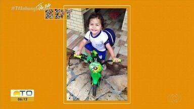 Conheça as crianças que enviaram fotos ao #TônoBDT - Conheça as crianças que enviaram fotos ao #TônoBDT