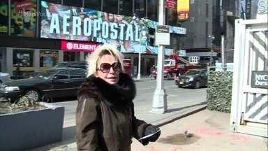 Ana Maria e Louro José relembram viagem a Nova York - Na comemoração de 20 anos de programa, o 'Mais Você' relembra viagens memoráveis ao redor do mundo