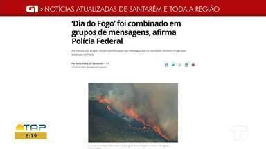Manutenção de posse da comunidade quilombolas Tiningu é destaque no G1 Santarém e região - Confira os destaques acessando nossa página na internet.
