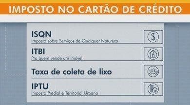 Prefeitura de Florianópolis parcela no crédito IPTU e taxa de lixo - Prefeitura de Florianópolis parcela no crédito IPTU e taxa de lixo