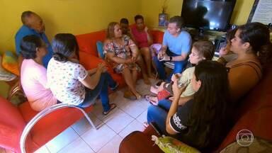 Melhor Dia da Minha Vida: Nadjane ajuda na criação de mais de 70 crianças - O projeto existe há 16 anos no bairro de Brejo do Beberibe (Recife/PE) e atende crianças de 4 a 14 anos