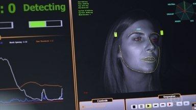 Reconhecimento facial ajuda a identificar se motorista está cansado - Reconhecimento facial ajuda a identificar se motorista está cansado.