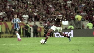 Reveja a vitória história do Flamengo sobre o Grêmio na Libertadores de diferentes ângulos - Reveja a vitória história do Flamengo sobre o Grêmio na Libertadores de diferentes ângulos