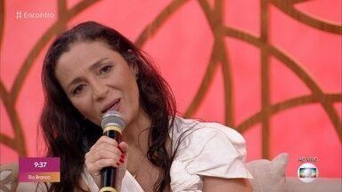 Cyria Coentro está em cartaz em 'Love' - Espetáculo aborda relações amorosas