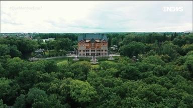 A mansão de um ex-presidente foragido e o lado brasileiro do Shakhtar Donetsk