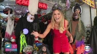 Lojas inovam na decoração para o Halloween - É possível comemorar a data sem gastar muito!