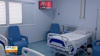 Projeto de adoção de quarto de hospital ganha 1º padrinho em Presidente Epitácio - Medida foi criada para ajudar na situação financeira da Santa Casa.