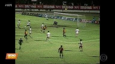 Baú do Esporte: Leão só contabiliza uma vitória sobre Guarani em jogos no Brinco de Ouro - Sport segue firme em busca de mais três pontos, em São Paulo, para encaminhar classificação à Série A