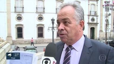Deputado estadual gasta quase R$ 4 mil em posto do sócio dele em julho - A gasolina comprada pelo deputado Pedro Brazão daria para cruzar o Brasil.
