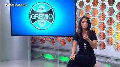 Kannemann é convocado para a Seleção Argentina - O jogador deve deixar o Grêmio desfalcado por um jogo.