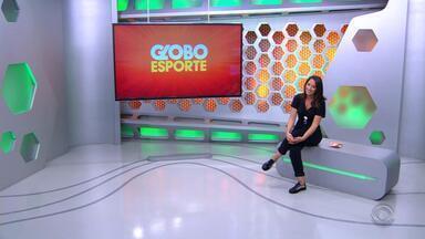 Globo Esporte RS - 31/10/2019 - Assista ao vídeo.