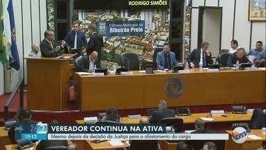 Após decisão da Justiça, vereador Otoniel Lima continua a exercer função na Câmara - Vice-presidente da Câmara de Ribeirão Preto foi condenado a perda das funções públicas por ter sido condenado quando era vereador em Limeira.