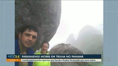 Montanhista paranaense morre em trilha no Panamá - Família luta para trazer o corpo dele para Curitiba.