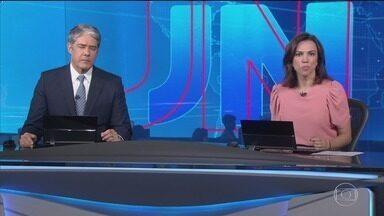 Jornal Nacional, Íntegra 31/10/2019 - As principais notícias do Brasil e do mundo, com apresentação de William Bonner e Renata Vasconcellos.