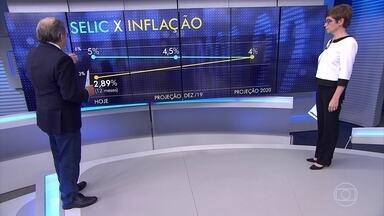 O Brasil a caminho do juro real zero - Carlos Alberto Sardenberg explica como isso pode ajudar na retomada da economia