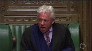 Presidente do Parlamento britânico, conhecido pelos gritos de 'ordem', se aposenta - Depois de 10 anos moderando debates no parlamento britânico, John Bercow está se aposentando