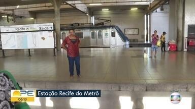 Passagem do metrô sobe para R$ 3,40 a partir do domingo - Aumento escalonado foi autorizado pela Justiça.
