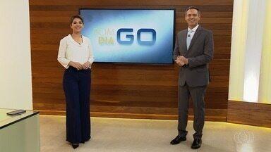 Veja os destaques do Bom Dia Goiás desta sexta-feira (1º) - Entre os principais assuntos está a programação para o Dia de Finados em Goiânia.