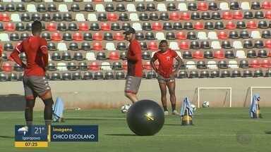 Botafogo-SP precisa vencer o Coritiba para continuar disputando vaga no G4 - Times se enfrentam nesta sexta-feira (1º), no Estádio Santa Cruz, em Ribeirão Preto (SP).