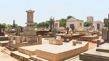 Araçatuba realiza missas especiais no Dia de Finados - Em Araçatuba (SP) terá missas especiais no Dia de Finados, neste sábado (2).