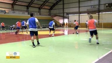 Futsal de Dracena joga em casa contra o Taubaté - Confira as novidades do esporte regional com Paulo Taroco.