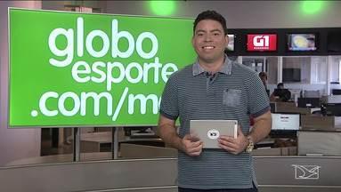 Confira os destaques do Globoesporte.com - Veja o que é notícia no portal do Globo Esporte, com Afonso Diniz.