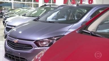 Setor automobilístico salva a produção industrial de setembro - Em setembro, pelo segundo mês seguido, a produção industrial teve uma leve recuperação.