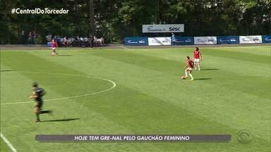 Campeonato Gaúchos feminino tem clássico Gre-Nal neste sábado (2) - A partida acontece no estádio Vieiráo, a partir das 15h.