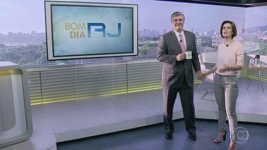 Bom dia Rio - Edição de segunda-feira, 04/11/2019 - As primeiras notícias do Rio de Janeiro, apresentadas por Flávio Fachel, com prestação de serviço, boletins de trânsito e previsão do tempo.