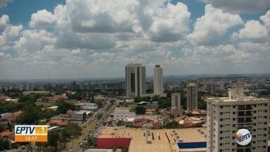 Confira a previsão do tempo para esta segunda-feira (4) na região de Ribeirão Preto - Temperatura pode chegar a 37° C.