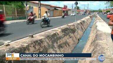 Projeto prevê passeio em galeria aberta no Mocambinho - Projeto prevê passeio em galeria aberta no Mocambinho